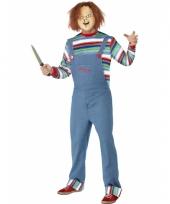 Horror kostuum chucky voor heren trend