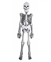 Horror opblaas skelet 150 cm trend