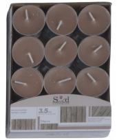Houtbloesem kaarsen 24 stuks trend
