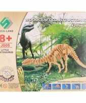 Houten apathosaurus dinosaurus trend