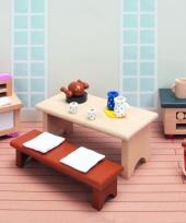 Houten speelgoed meubels keuken trend