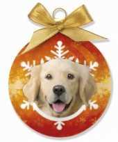 Huisdier kerstballen hond trend 10075024