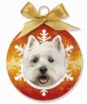 Huisdier kerstballen hond trend