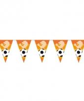 Hup holland voetbal vlaggen slinger trend