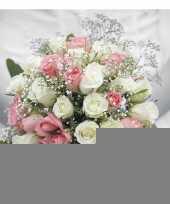 Huwelijk servetten 3 laags 3 stuks trend