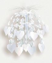 Huwelijk versiering hartjes trend