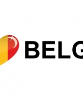I love belgie stickers trend