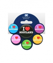 I love scotland buttons trend