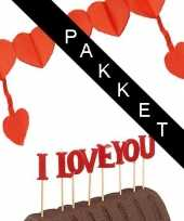 I love you emotie pakket trend