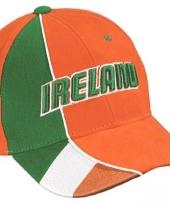 Ierse baseball cap trend