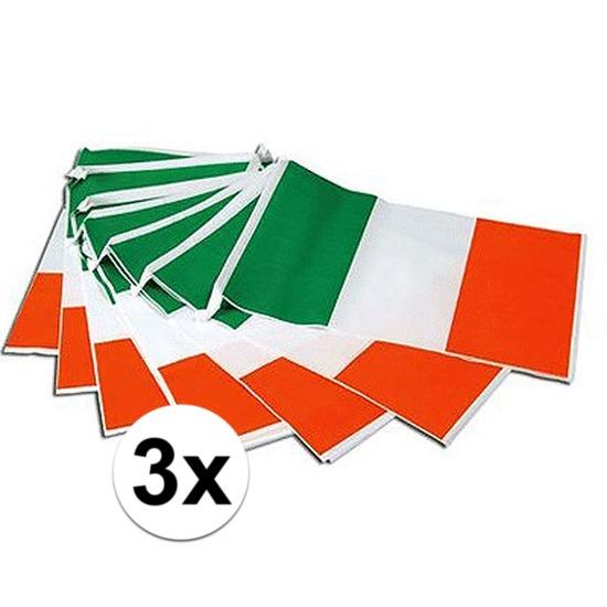 Ierse slinger vlaggenlijn 7 meter trend 10106274