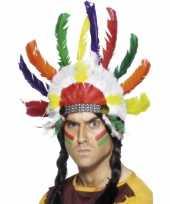 Indianen hoofd tooi trend
