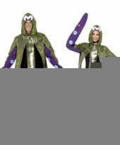 Inktvis kostuum voor volwassenen trend 10057240