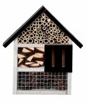 Insectenhotel voor diverse insecten 30 cm trend
