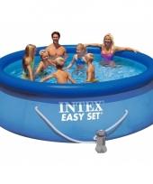 Intex easy jet zwembad 366 x 76 cm trend