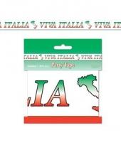 Italie afzetlinten 6 meter trend
