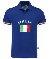Italie poloshirts voor heren trend
