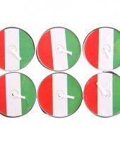 Italie theelichtjes 6 stuks trend