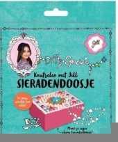 Jill versier opbergbox 19 cm trend