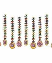 Jubileum spiralen 65 jaar 9 stuks trend