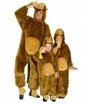 Jumpsuit aap all in one voor kinderen trend