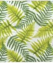 Jungle feestje servetten 3 laags 12 x 12 cm trend