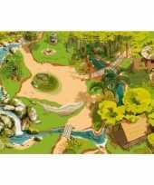 Jungle kinderkleed 95 x 135 cm trend