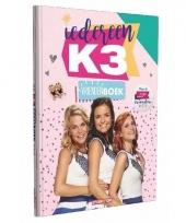 K3 artikelen vriendenboek trend 10089811