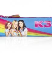 K3 etuis voor meisjes trend