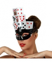 Kaartspel maskers trend 10043560