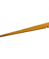 Kampeerartikelen houten tentharing trend
