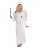 Kerst engel verkleedkleding voor dames trend
