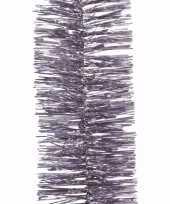 Kerst lila folieslinger mystic christmas 270 cm trend