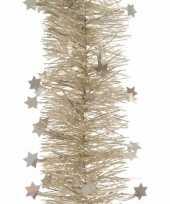 Kerst parel folieslinger elegant christmas 270 cm trend