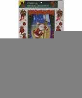 Kerst raamstickers type 1 trend 10081420