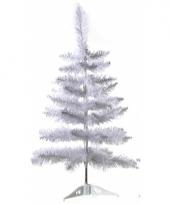 Kerst witte decoratie kerstboom 60 cm trend