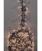 Kerstboom clusterverlichting trend