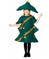 Kerstboom kostuums voor kinderen trend