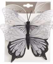 Kerstboom vlinders lila zwart type 1 trend