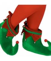 Kerstelf schoenen trend