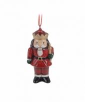 Kersthanger notenkraker 8 cm trend