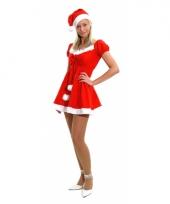 Kerstjurk met muts outfit goedkoop trend