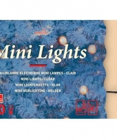 Kerstlichtjes 240 stuks voor buiten trend