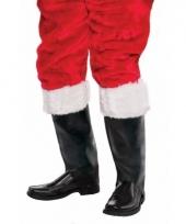Kerstman schoenhoezen trend