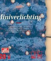 Kerstverlichting kerstboom 120 lampjes trend