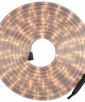Kerstverlichting lichtsnoer lichtslang wit 12 meter voor buiten trend