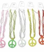 Ketting met peace teken trend