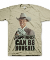 Khaki happiness can be bought t-shirt trend