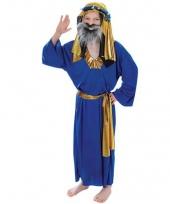 Kids kerst kostuum drie wijzen uit het oosten trend