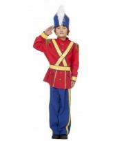 Kids kostuum notenkraker soldaatje trend